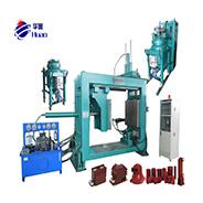 Máquina de sujeción de la APG estándar