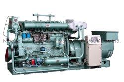 17/20 generatore diesel con motore, diesel, HFO, gas naturale, olio per pneumatici, Gruppo elettrogeno a doppio combustibile e parti di ricambio