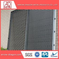 Краска металлик пользовательского размера расширенного металлической сетки на фасад