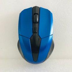USB 수신기 옵티컬 마우스 PC 노트북 마우스, 공장 맞춤형 Office 기프트가 포함된 무선 마우스