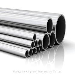 La norma ASTM A249 / SA249 TP304/ 316L/316h / 316ti Tubo de acero inoxidable templado para la industria alimentaria