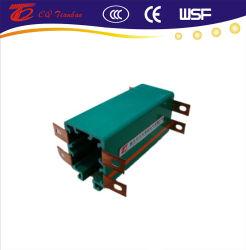PVCによって絶縁される閉鎖コンダクターの柵のコンダクターのバス・バー
