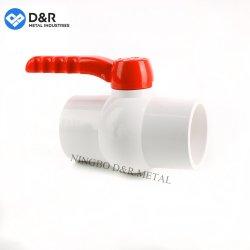 سعر الجملة البلاستيك الكرة صمام / تركيبات الأنابيب PVC