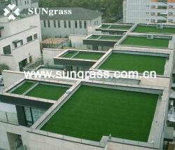 Tappeto erboso sintetico per giochi d'interni o per paesaggi (SUNQ-HY00002)