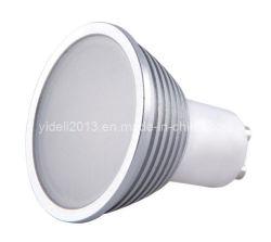 Tache économiseuse d'énergie 12 de la lumière d'ampoule de Dimmable GU10 5630 SMD LED Lampen