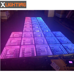 طابق احترافي لرقص فيديو LED كامل الألوان