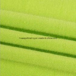 48%Modal 47%Cotton 5%Spandex 저어지 모양 내복 t-셔츠 직물