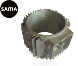 La caja del motor moldeado a presión con la aleación de aluminio