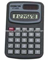 حاسبة شمسيّ, 8 رقم حاسبة, [بوكت كلكلتور] ([كت-5888])