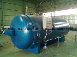 POT elettrico di vulcanizzazione a vapore per il serbatoio di vulcanizzazione di gomma del tubo flessibile di gomma/gomma di gomma/vapore/serbatoio del vulcanizzatore