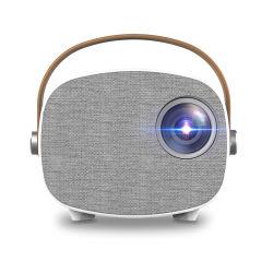 LCD 디지털 프로젝터 800루멘 800 * 480 1080 23개 언어 지원(노트북 시네마 홈 무비 극장