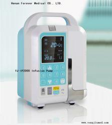 Лучшая цена инфузионного насоса ЖК-дисплей Voice Alarm медицинских ветеринарных
