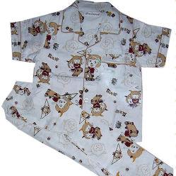 Фланель детей Sleepwear OEM заказ доступен
