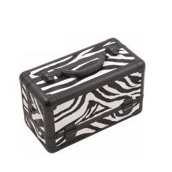 釘及びメーキャップアーティストのためのプロアルミニウム化粧箱