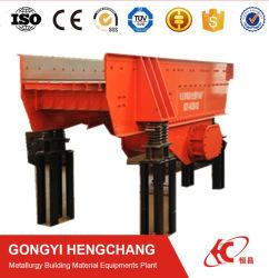 Pierre de haute qualité à haute efficacité énergétique/ pour la vente de convoyeur vibrant de minerai de