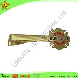Cadeaux de promotion (LJ102) Commerce de gros de promotion de la forme de fleur personnalisé Clip métallique Barre de raccordement