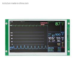 800X480 de l'écran TFT TC76680 Interfacewith de série du contrôleur de PCB Module LCD couleur 7 pouces