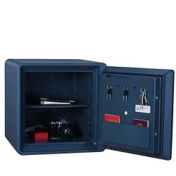 Caução em dinheiro de emergência pistola à prova de fogo Cofre Eagle caixa de segurança à prova de fogo de 1 hora