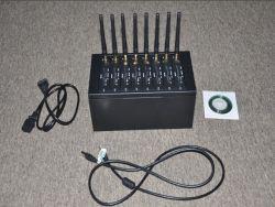 900/1800MHz 1 GSM van de Kaart SIM bevestigde Draadloze EindGateway Fwt/GSM met LCD Vertoning (etross-8818V11)