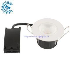 الحريق الداخلي المقدر Die Cast Aluminium SMD بقدرة 6 واط قابل للتخفيت 3CCT مصباح LED للسقف بتقنية Cob