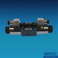 De hydraulische Solenoïde van de Olie - in werking gestelde RichtingKleppen