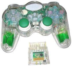 透過P2 Gamepad /Gameのアクセサリ(SP2058緑)