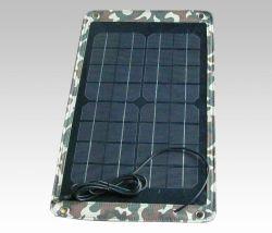 iPhone를 위한 고품질 10W 휴대용 태양 전지판 충전기