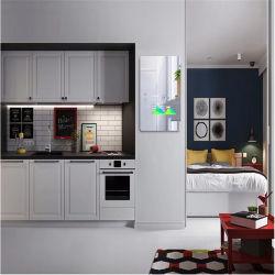 En la pared Espejo Mágico inteligente con pantalla táctil de la luz de LED pantalla espejo para baño/Maquillaje/Smart Home
