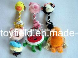Corda de pelúcia brinquedo Pet Produtos Pet Alimentação de Acessórios Brinquedo Pet