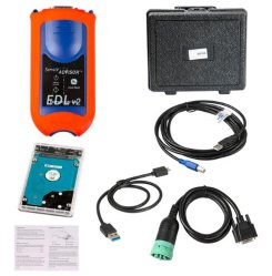 John Deere Advisor EDL 진단 키트 농업 또는 건설 스캐너