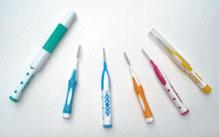 歯科ブラシ、使い捨て可能な歯科の歯科医