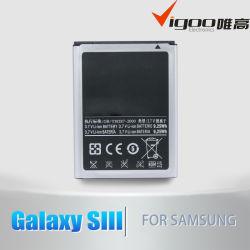 SamsungギャラクシーS3 I9300 S4 I9500のための携帯電話電池
