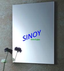 Vidrio flotado de alta calidad Espejo Espejo de baño de plata
