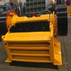 PE400*600機械小型石造りの石の顎粉砕機を押しつぶす小さい石造り鉱山の石切り場