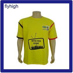 Preço barato T-shirt promocional personalizado