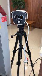 몸의 접촉이 없는 탐지 지적인 얼굴 인식 적외선 온도계 적외선 디지탈 카메라 적외선 열 심상