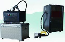 De Schoonmakende Machine van de Laser van de Verwijdering van de roest van Metaal Oxidated