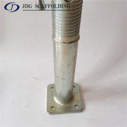 En1065 acciaio per toratura regolabile con supporto in metallo per impieghi pesanti Tubo di supporto per cassaforma e ponteggi in calcestruzzo