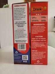 Nuevo diseño de detergente en polvo con lejía