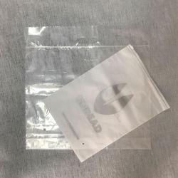 Congelando claro EVA CPE de vinil transparente de Plástico Ziplock Bag