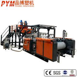 High Speed 3 Layer Co-Extrusionslinie für PE Stretch Film Maschine