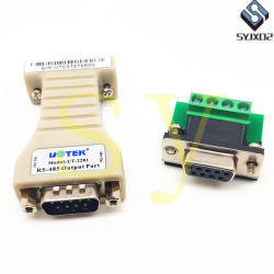 Ut-2201 RS232 para RS485 Adaptador de conversor de interface passiva a comunicação de dados