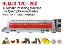 Vollautomatische & Multi-Head Granit und Marmor Poliermaschine von Große Scheibe