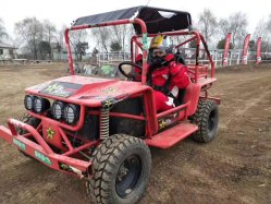 Kid Quad ATV UTV Jeep Mini Mini Buggy 150cc para la venta