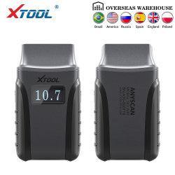 Xtool Anyscan A30 все системы автомобиля детектор Obdii кода сканер для АСТ сброс масла OBD2 Auto диагностического прибора бесплатное обновление через Интернет