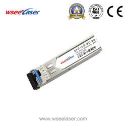 Оптическое волокно 10g 1270/1330нм Bidi SFP Оптоволоконный приемопередатчик