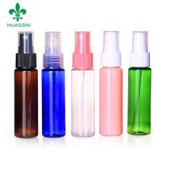 100ml 120ml 200ml 250ml aérosol vides en plastique PET Lotion Airless parfum cosmétiques/shampoing/ Hand Sanitizer /sèche de l'huile bouteille ronde compte-gouttes avec de la mousse de la pompe d'emballage