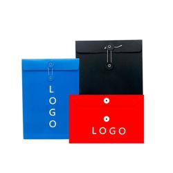 Couleur du logo des vêtements personnalisés d'impression papier enveloppe en carton à l'emballage pour les vêtements