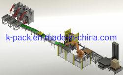 Distributeur automatique de 25kg sac de papier Kraft Machine d'emballage Ligne d'emballage de production
