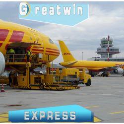 Expreso internacional FedEx, DHL, EMS, UPS, TNT de Shenzhen a los Emiratos Árabes Unidos cigarrillo electrónico Mobile Fuente de alimentación por vía aérea